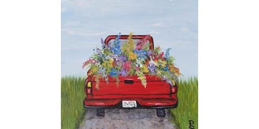 "7/13 - Mimosa Morning ""Floral Harvest"" @ Hidden Vine Bistro, Marysville"