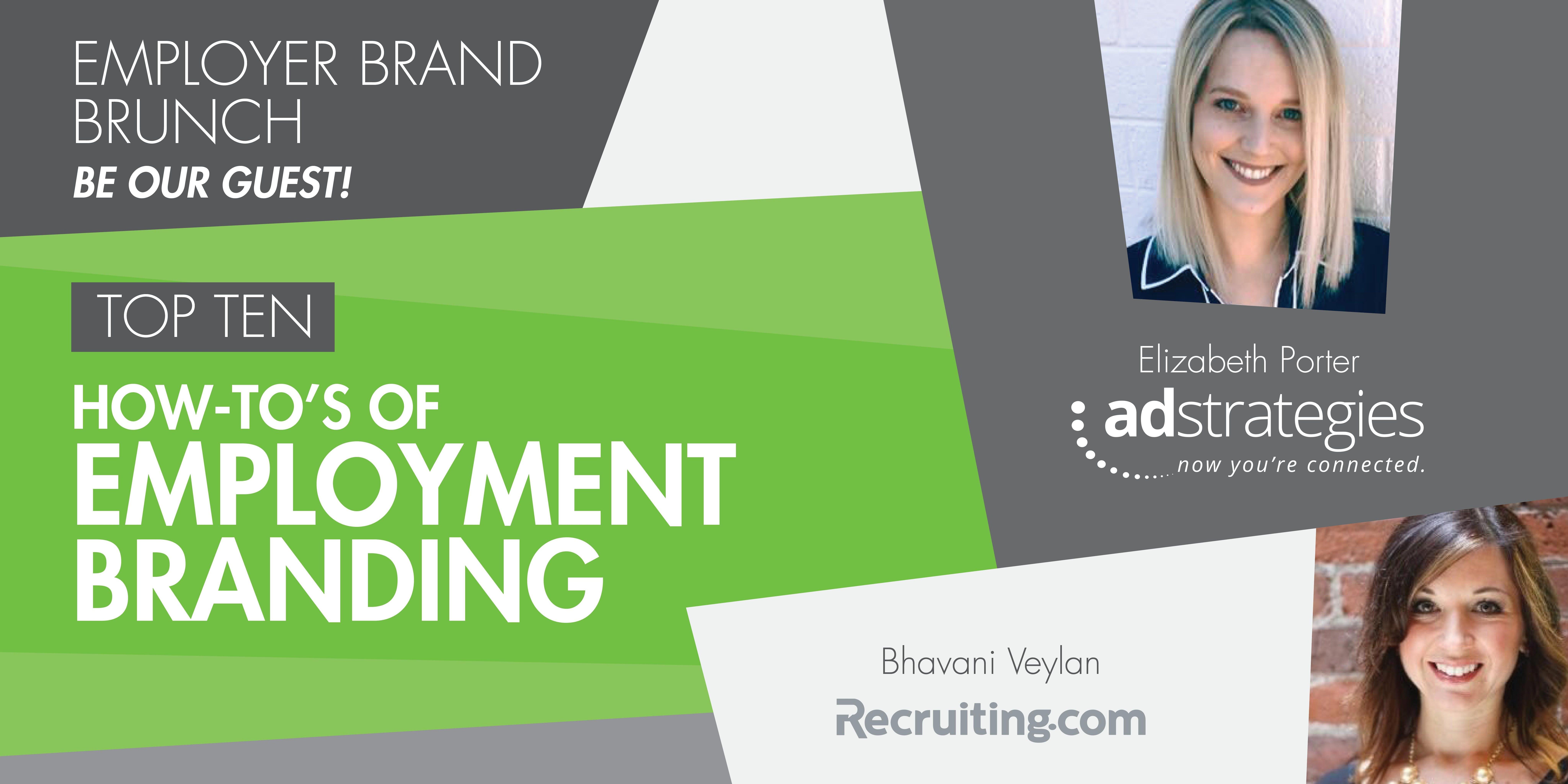 Employment Brand Brunch