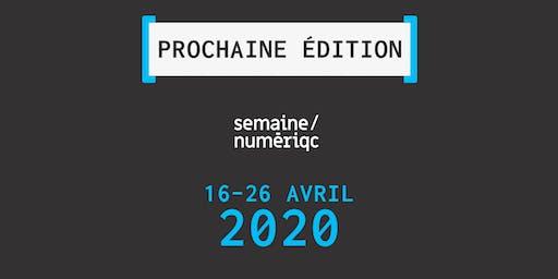 Semaine numériQC 2020