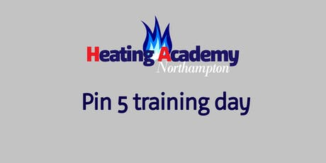 Pin 5 Training Day 8th July tickets