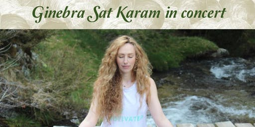 Ginebra Sat Karam in concert