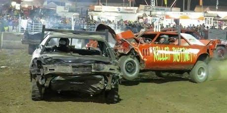 Douglas County Fair Demolition Derby tickets
