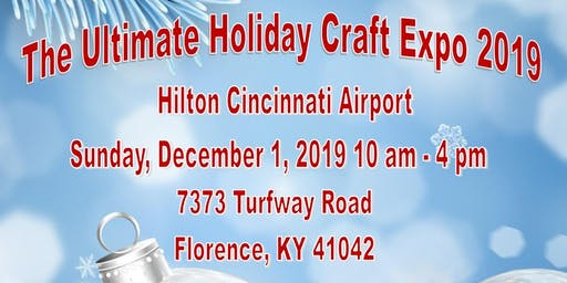Ultimate Holiday Craft Expo 2019