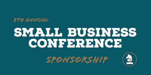 8th Annual Small Business Conference: Sponsorship
