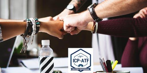 Agile Team Facilitator (mit Zertifikat ICP-ATF von ICAgile)