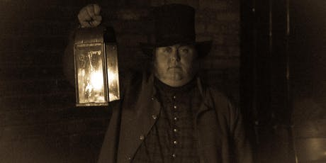 Friday Night Frights - Ghost Tours at Old Fort Erie tickets