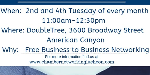 Chamber Networking Luncheon