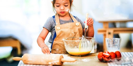 Kids Only Cooking Breakfast Class