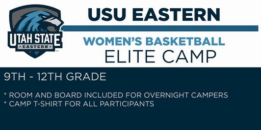 USU Eastern Women's Elite Basketball Camp