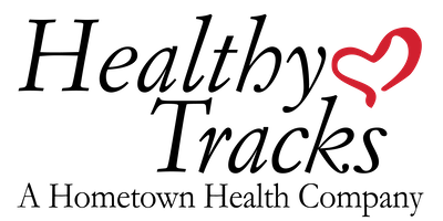 Healthy Tracks Take a **** out of Wellness