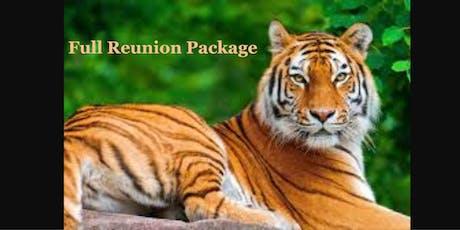 Burt High Reunion Association Full Event Reunion Package tickets