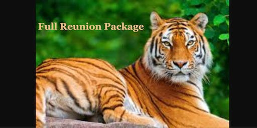 Burt High Reunion Association Full Event Reunion Package