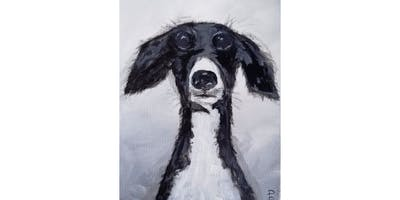 7/18 - Paint Your Pet @ Armstrong Family Winery, Woodinville