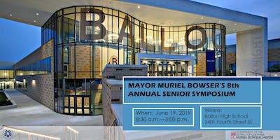 Mayor Muriel Bowser's 8th Annual Senior Symposium