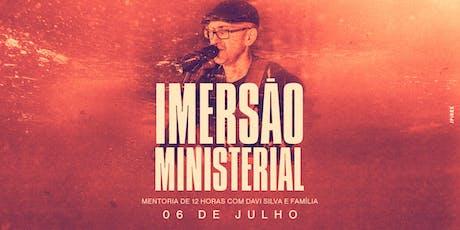 Imersão Ministerial - Belford Roxo/RJ ingressos