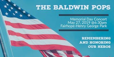 Memorial Day Concert-Henry George Park Fairhope