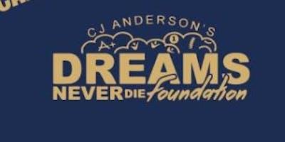 CJ Anderson's Summer Football Clinic