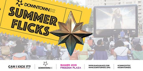 DowntownDC & Shaolin Jazz Present Can I Kick It?: Captain Marvel tickets