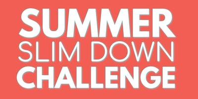 Summer Slim-Down Challenge - Anytime Fitness Stewartville