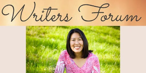 FREE EVENT: WRITERS FORUM WITH JACQUELINE YAU