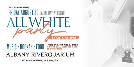 The All White Party Labor Day Weekend tickets