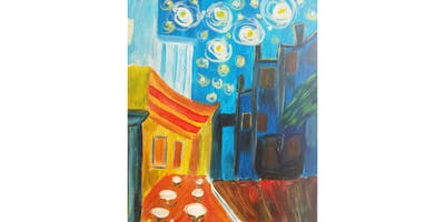 7/19 - Starry Night Cafe @ J. Bookwalter, Woodinville