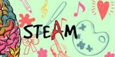 SUMMER ART CAMP 4: STEAM (5-7 year olds)