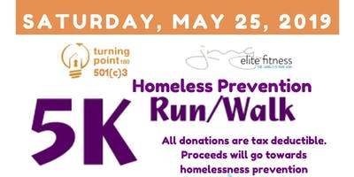 Homeless Prevention 5K Run/Walk