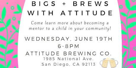 Bigs + Brews with Attitude!  tickets