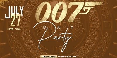 """#007 """"Day Party"""" by 3kingsDC"""
