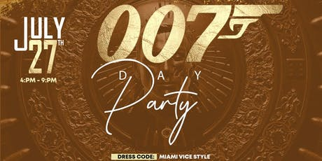 "#007 ""Day Party"" by 3kingsDC tickets"