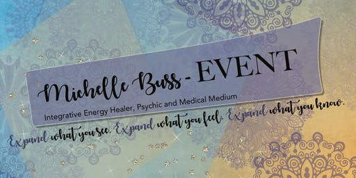 Integrative Energy Healing with Michelle Buss