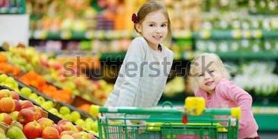 Kid's In-Store Scavenger Hunt
