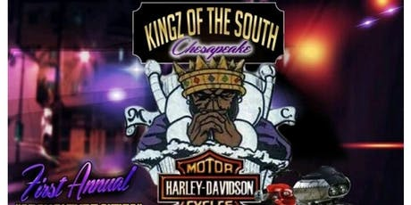 KINGZ OF THE SOUTH CHESAPEAKE CROWN THE 7 CITIES tickets