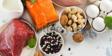 Vary Your Protein Cooking Demo tickets