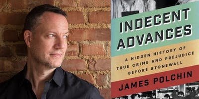 FREE EVENT WITH JAMES POLCHIN