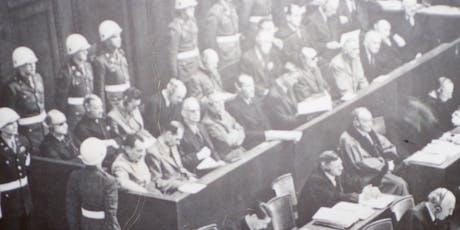 Legacy of Justice: The Nuremberg Trials & the Future of International Criminal Law tickets