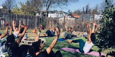 Afro Yoga x Yisrael Family Urban Farm: Urban Farm Yoga! tickets