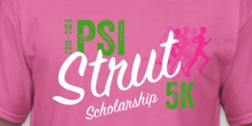 Psi Strut Scholarship 5K