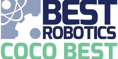 CoCo BEST Robotics Camp Code for Boys - Trenton