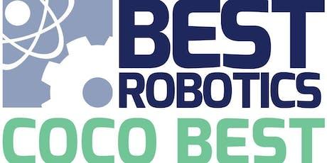 CoCo BEST Robotics Camp Code for Boys - Trenton tickets