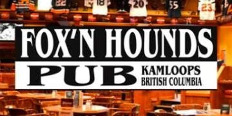 Wednesday Night Trivia at Fox'n Hounds Kamloops! tickets