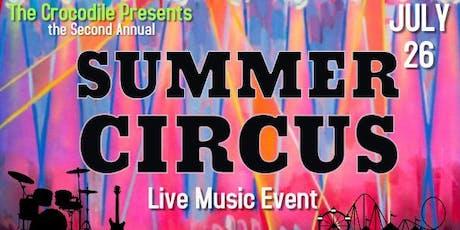 Summer Circus:  Razor Clam tickets