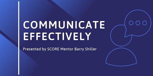 Communicate Effectively Across Diverse Audiences