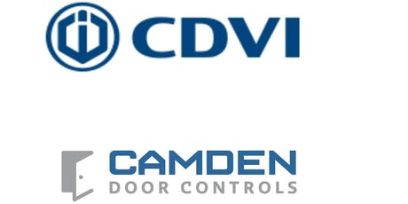 CDVI and Camden Training  - Nostrand 6-20-19 tickets
