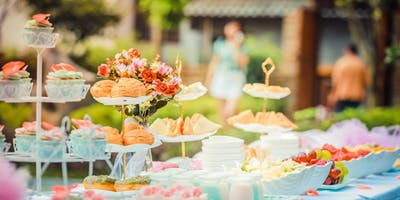 A Summertime Tea Party