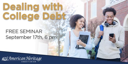 Dealing with College Debt