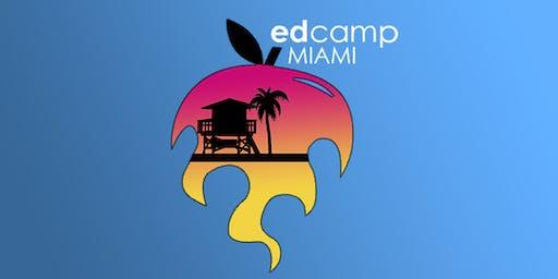 Canceled Edcamp Miami 2019