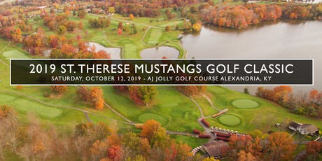 2019 St. Therese Mustangs Golf Classic tickets