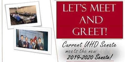 UHD Faculty Senate Meet and Greet